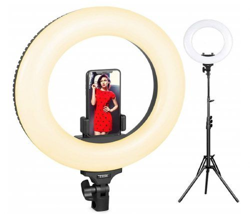 Best Ring Lights With Stand Reviews And Buying Guides Led Light Kits Ring Light With Stand Led Lights