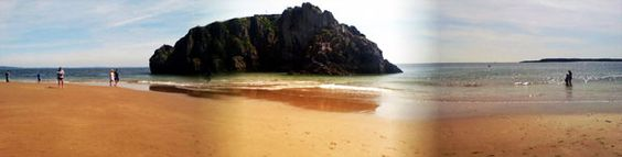 Tenby Beach, Summer 2011