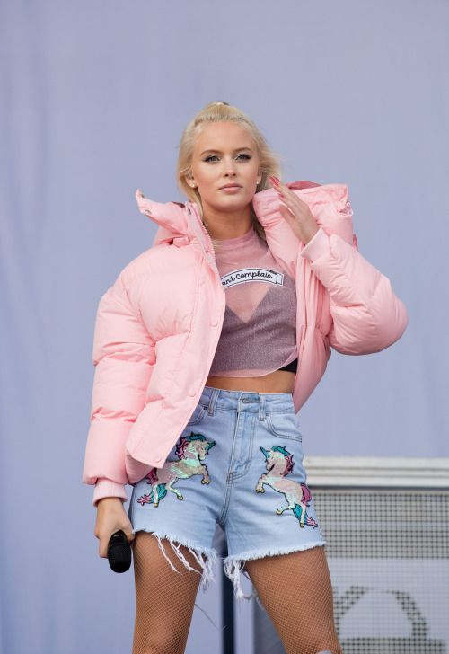 Zara Larsson My Style Icons Pinterest Posts Festivals And On August