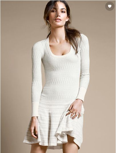 Victoria Secret Winter Dresses: