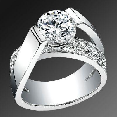 New Collection For Bague de Fiançailles 2018  :    Description   2ct diamond ring amzn.to/2rzce4i