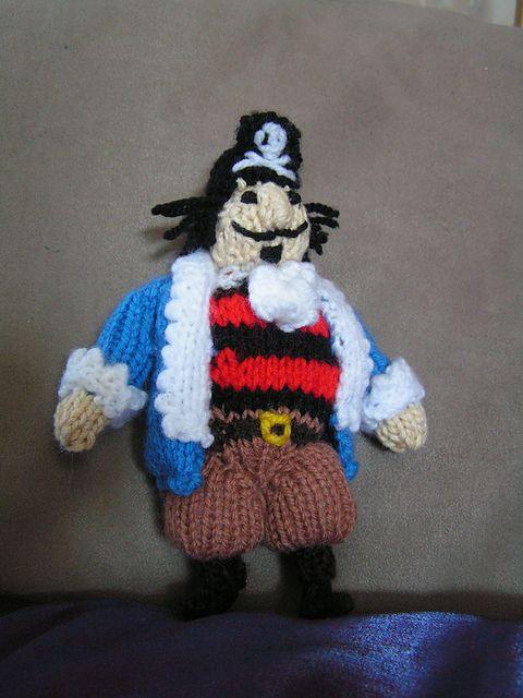 Free knitting, Tgif and Pirates on Pinterest
