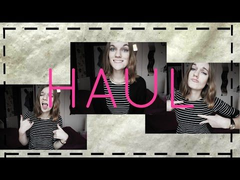 Haul | Soldes d'hiver! - YouTube