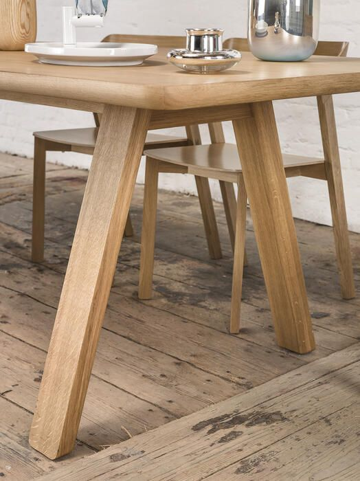 Stelvio Table Ton A S Handcrafted For Generations In 2020 Table Traditional Chairs Dining Table