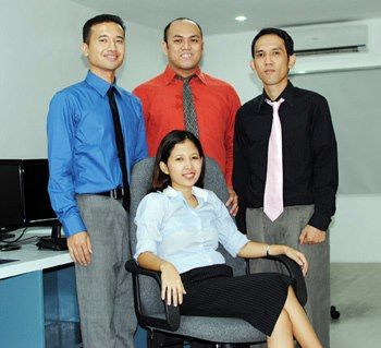 Meet our Executive Team! :)