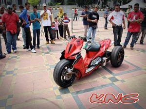 Top modifikasi motor matic 2015