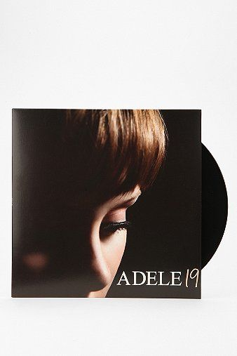 Adele - 19 LP + MP3 - Urban Outfitters