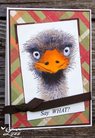 Creative Crafts by Lynn: Say WHAT?????