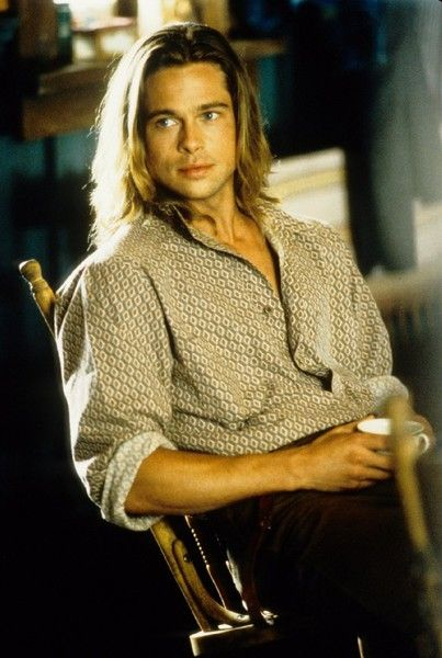 Brad Pitt from Legends of the Fall vickiewonders
