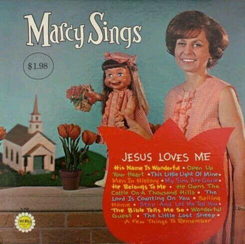 marcy sings