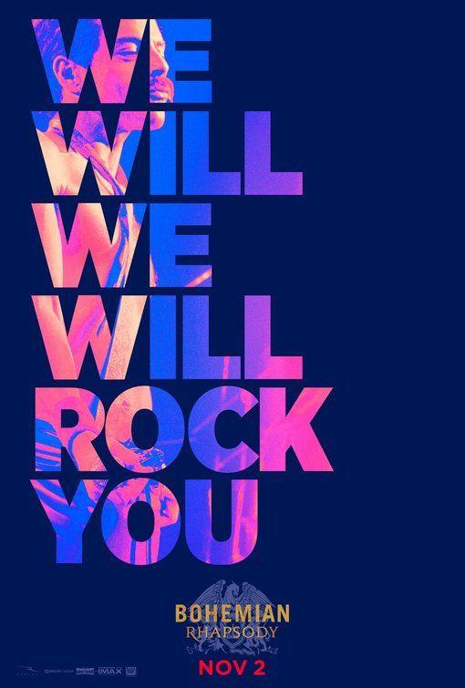 Poster Image For Bohemian Rhapsody