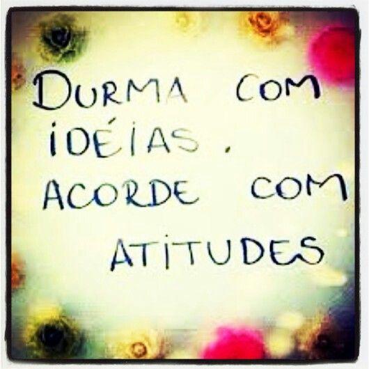 Idéias & Atitudes.