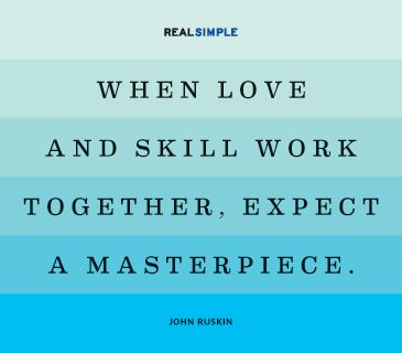 Quote by John Ruskin