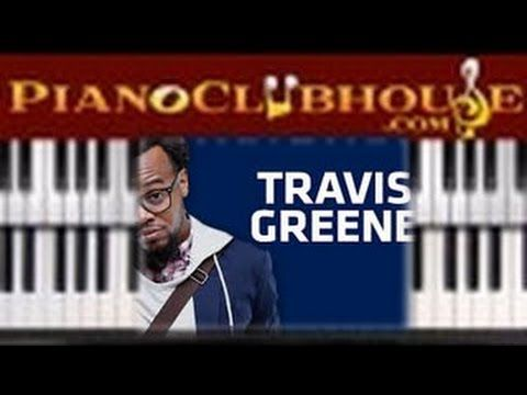 MADE A WAY - Travis Greene (easy gospel piano lesson tutorial)
