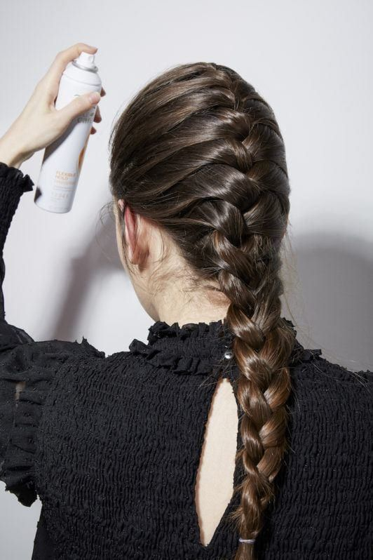 French Braid Tutorial Master This Classic Braided Technique In Minutes French Braids Tutorial French Braid Braids For Long Hair