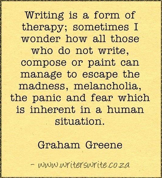 Quotable - Graham Greene