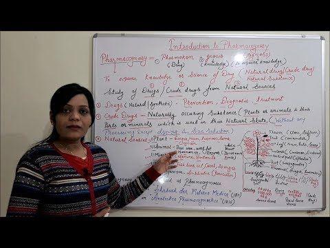 Introduction To Pharmacognosy Hindi By Solution Pharmacy Youtube In 2021 Solutions Pharmacy Introduction