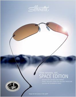 BRINGING FOCUS AND VISION TO   A EYE CARE LEADER  A fashion eyewear leader for 40 years, Silhouette's dominance was challenged by big fashion names entering the category. Their innovative design and materials, however, provided a real competitive advantage.