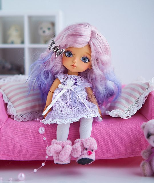 Мое счастье, малышка Хэппи от лати / BJD - шарнирные куклы БЖД / Бэйбики. Куклы фото. Одежда для кукол