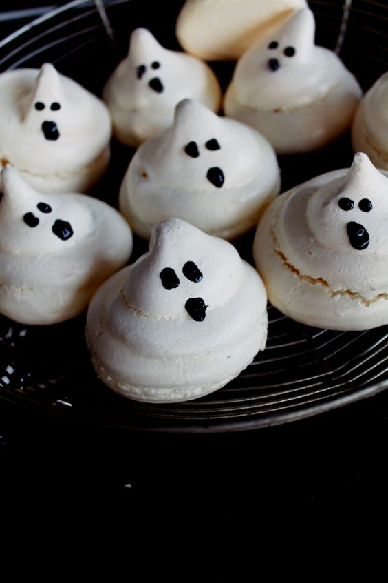 Spooky Hui Booohhh Baiser Gespenster