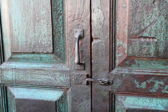 Марочные бедственном кухонный шкаф от hammerandhandimports