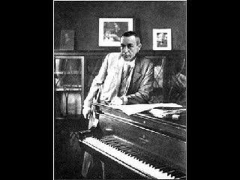 Rachmaninoff plays Scherzo from 'A Midsummer Night's Dream' - YouTube