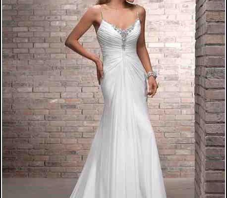 Ruching On A Wedding Dress