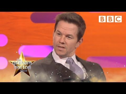 Mark Wahlberg Is Now The Old Guy The Graham Norton Show Bbc Youtube Norton Show Celebrity Dads Celebrities Male