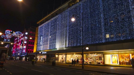 Images For > Christmas London Wallpaper