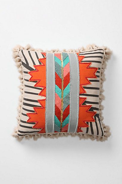 African & Southwest influences make for a perfect combination.