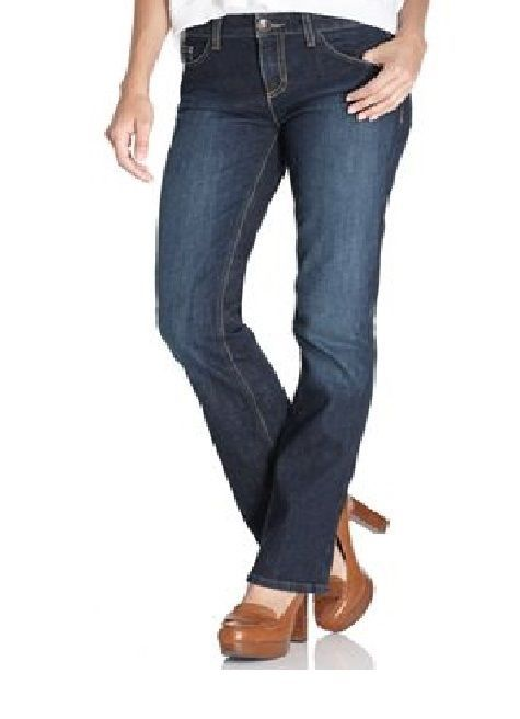 Tommy Hilfiger Jeans Hope Boot Cut dark Wash cor 5 pockets women's ...