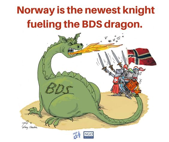 Norway has joined the Human Rights and International Humanitarian Law Secretariat, a joint funding mechanism of Sweden, Switzerland, Denmark, and the Netherlands, which provides funding to many NGOs engaging in #BDS, promoting resistance rhetoric, and #antisemitism. In June 2016, Norway provided $600,000 to the Secretariat.