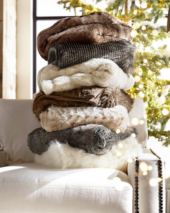 Easy Ways To Update Your Home With Cozy Winter Decor And DIY Projects