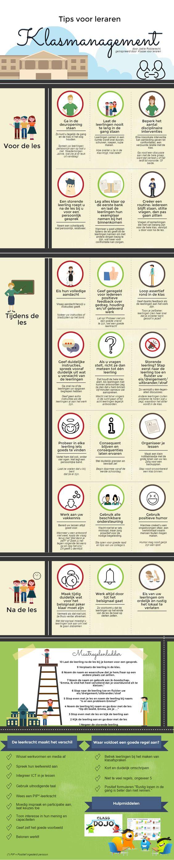 Idee voor de Scouting, wat de kids moeten doen en waarom. Klasmanagement Onderwijs - Bron: Klasse voor leraren