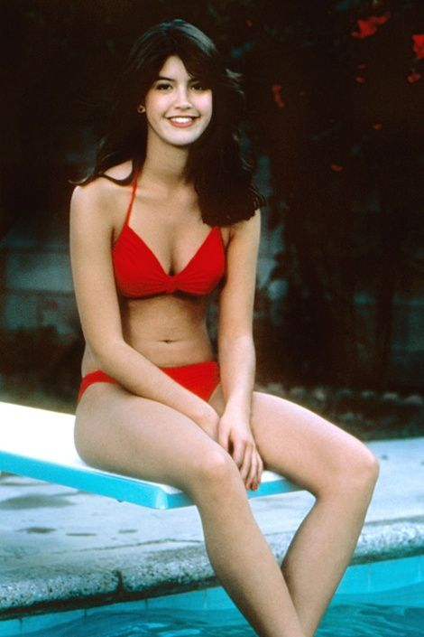 Image result for phoebe cates in fast times