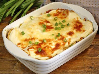 وصفات الشيفات صينية البطاطس بجبن الموتزاريلا Cooking Recipes Cooking Recipes