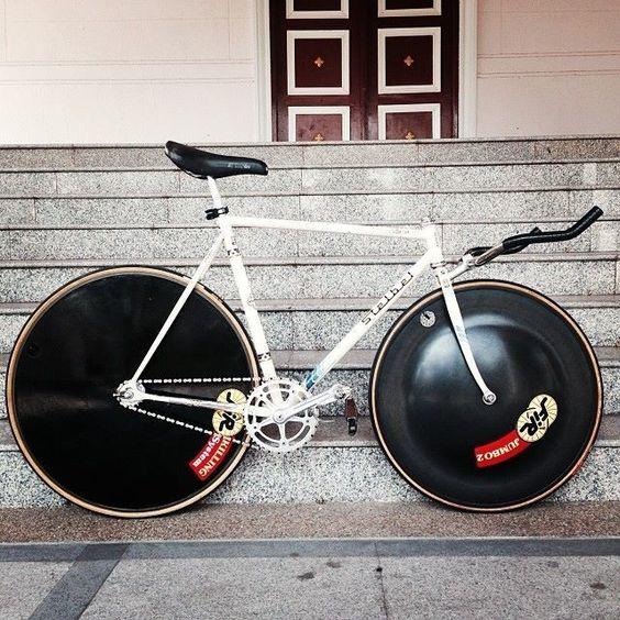 East German Fes Track Bikes Seoul Olympic Games 1988 Olympics