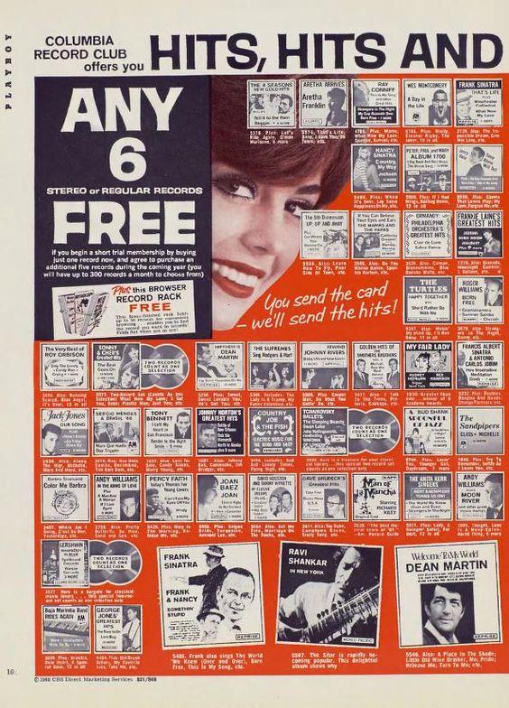 Playboy USA - January 1968