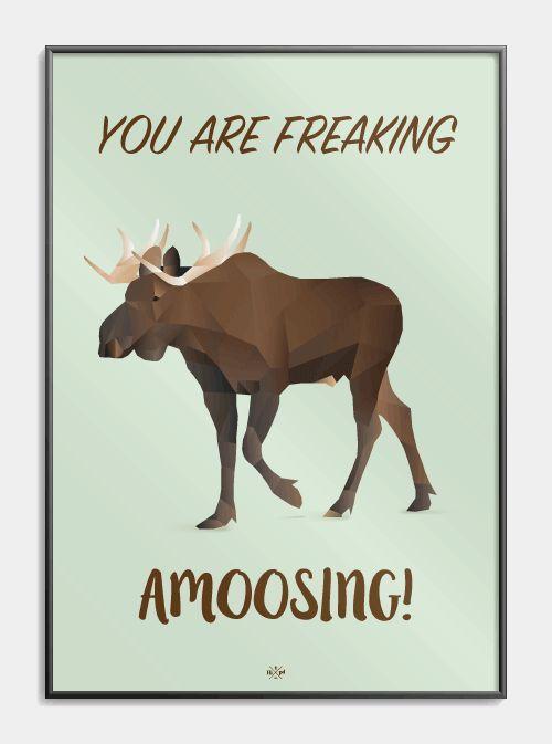 Sjove Jokes Pa Dansk In 2020 Moose Quotes Funny Moose Funny Signs
