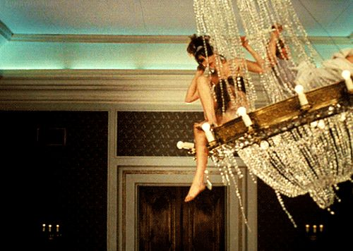 Gatsby The Chandelier And Chandeliers