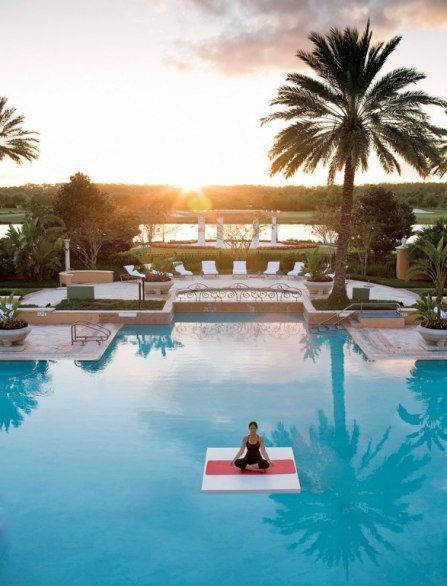 The Top 270 Spas in the World | Ritz-Carlton | Orlando, Grande Lakes, FL