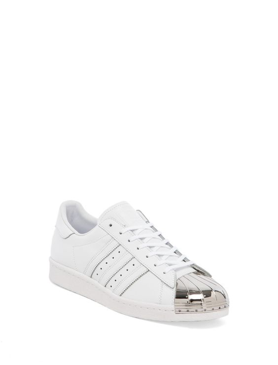 Adidas Superstar Silver Metal Toe