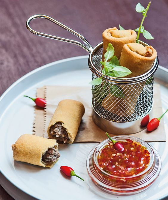 HIT ZAČIN Male crvene i zelene papričice od predjela do deserta - www.gloria.hr #GloriaIn