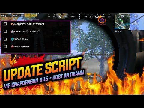 Update Script Vip Snapdragon 450 845 Unlimited Fuel