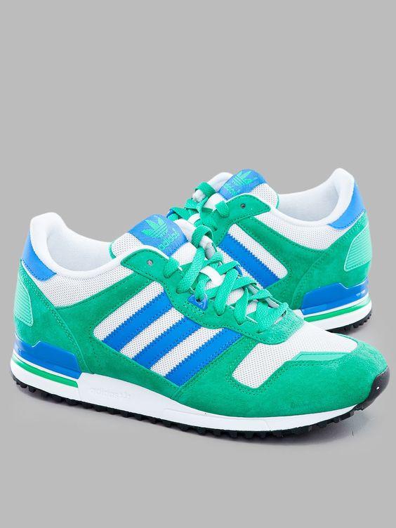 watch 1ad30 7b26e ... adidas zx 700 green blue .
