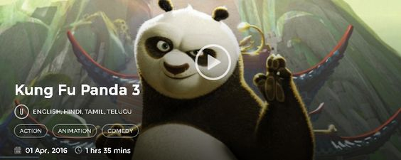 Kung Fu Panda 2 Online Movie In Hindi