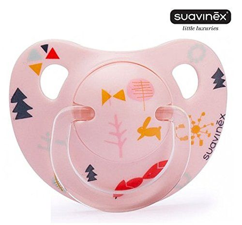 SUAVINEX SUCETTE ANATOMIQUE SILICONE, +6M, PINK FOREST Su... https://www.amazon.fr/dp/B015EB9RYY/ref=cm_sw_r_pi_dp_34hkxbDPDSD30