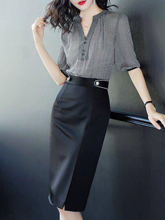 Trendy Elegant Women