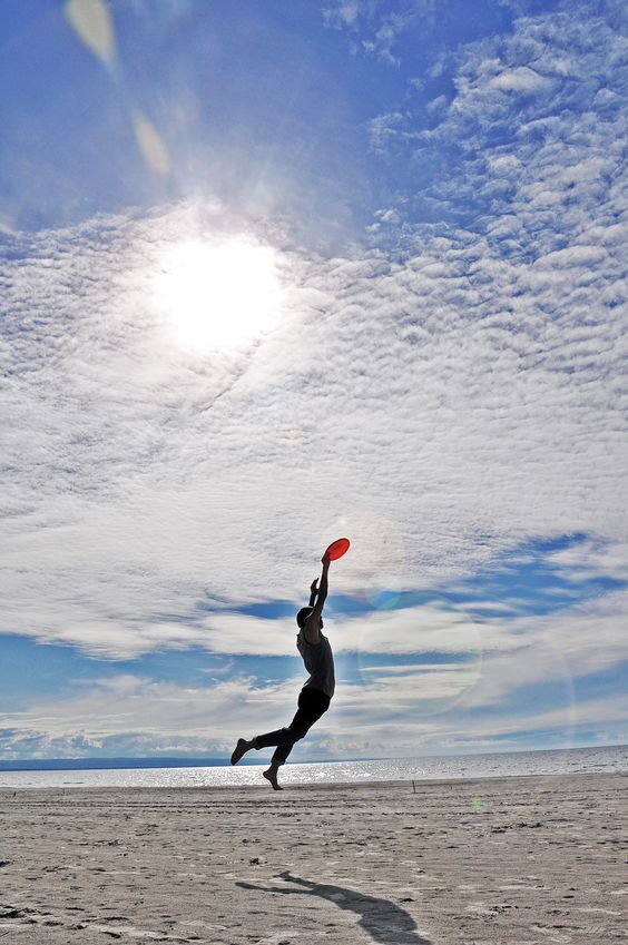 #aioutlet James and I would enjoy some beach frisbee!