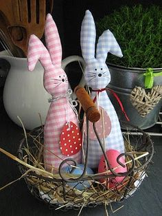 Easter crafts: